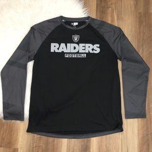 Men's • Oakland Raider NFL Long Sleeve